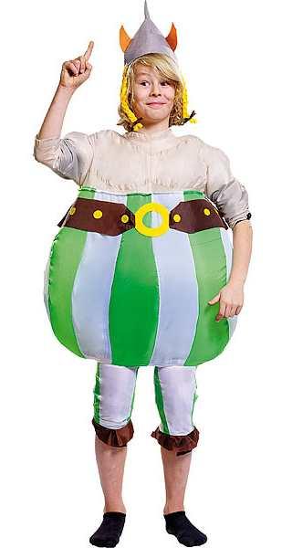 """Kostüm """"Wikinger für Kinder"""" bis Gr. 134"""