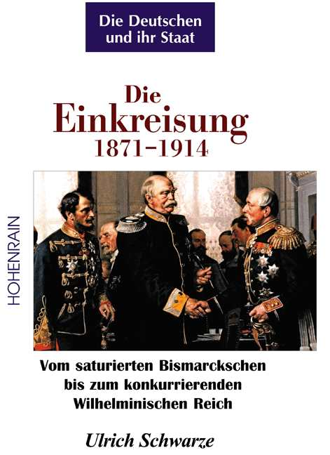Schwarze, Ulrich: Die Deutschen u. ihr Staat Bd. 2