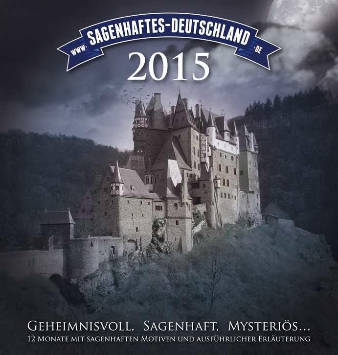 Kalender - Sagenhaftes Deutschland 2015