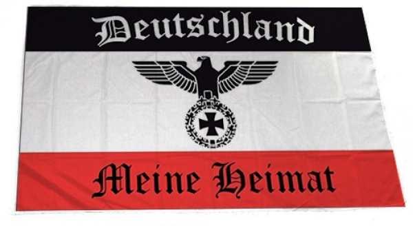 Fahne Deutschland meine Heimat