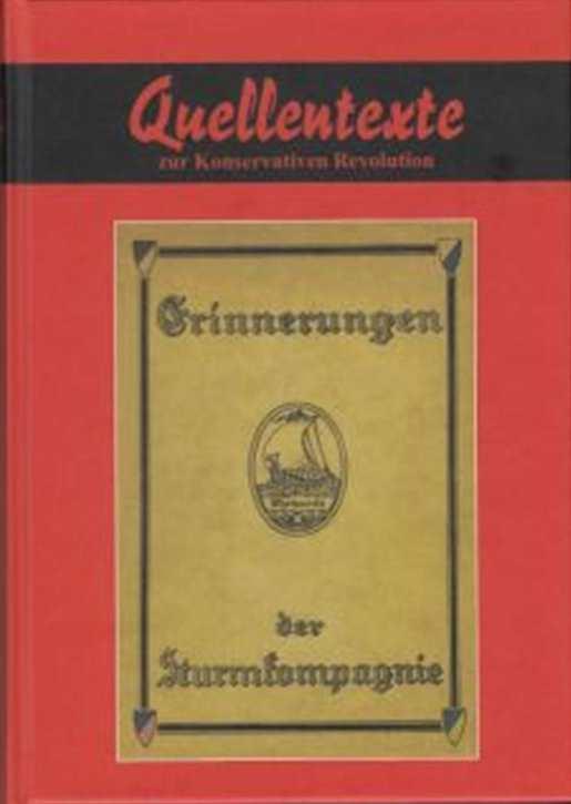Killinger, M. v. : Erinnerungen der Sturmkompagnie