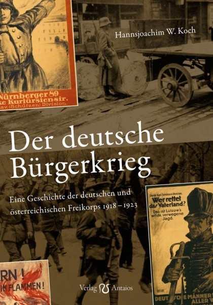 Koch, Hannsjoachim W.: Der deutsche Bürgerkrieg