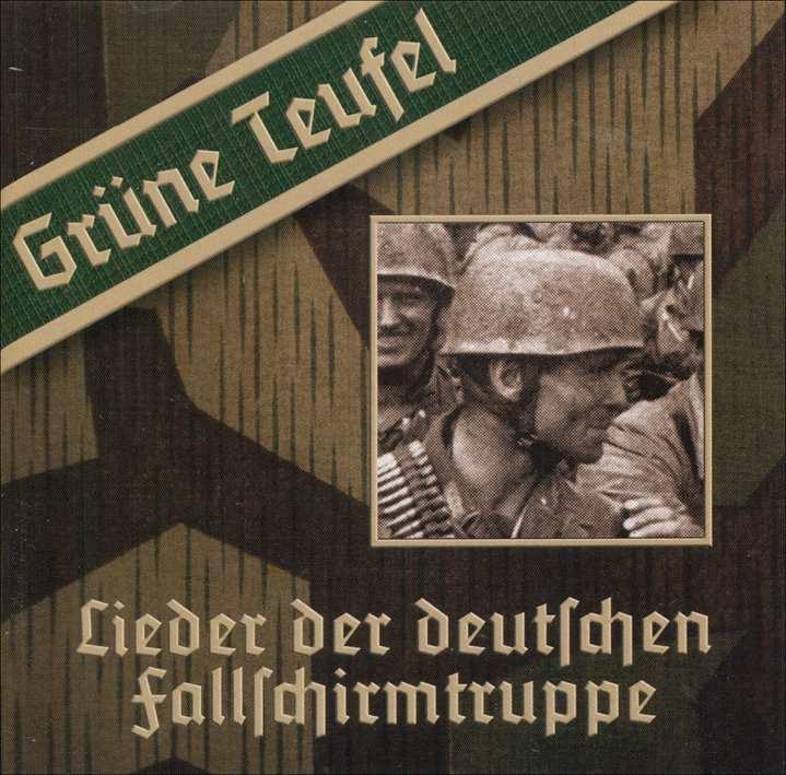 Grüne Teufel, CD