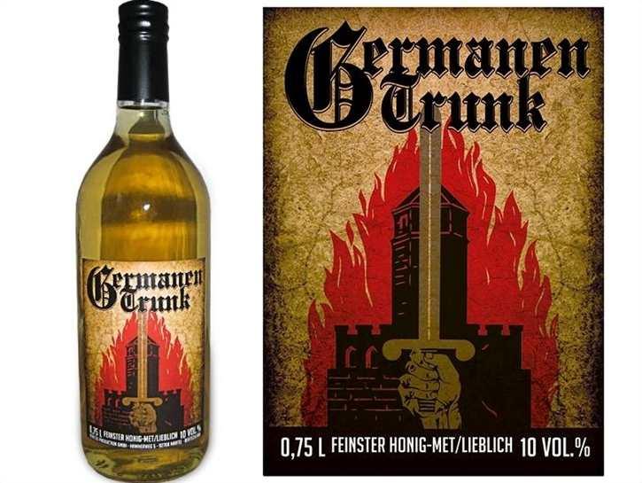 Germanen Trunk Met