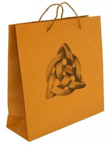 Papiertasche Keltischer Knoten