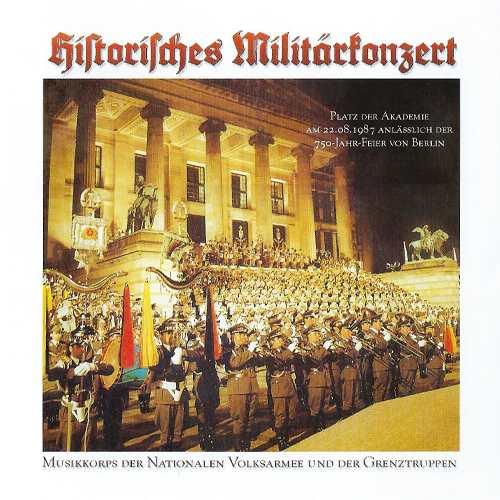 Historisches Militärkonzert, CD