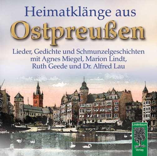 Heimatklänge aus Ostpreußen, CD