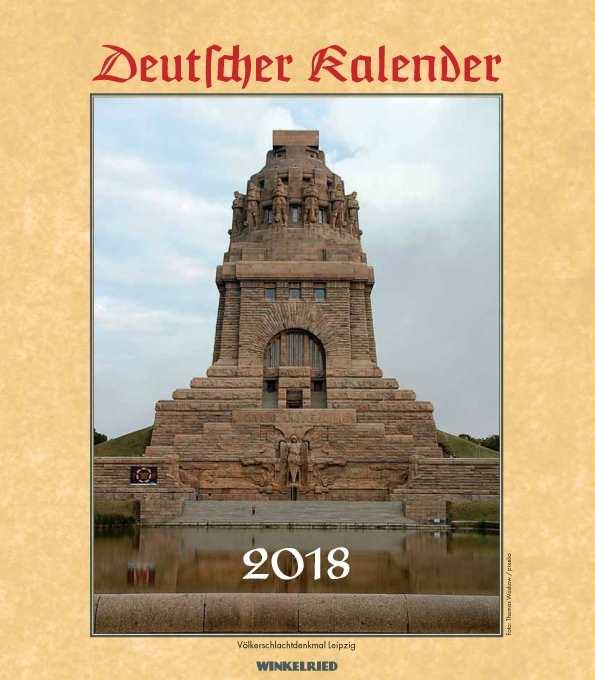 Deutscher Kalender 2018