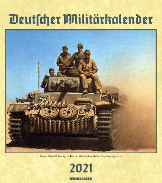 Deutscher Militärkalender 2021