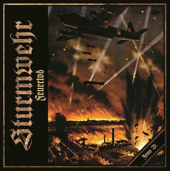Sturmwehr - Feuertod, CD