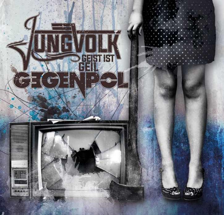 Jungvolk/Gegenpol - Geist ist geil, CD