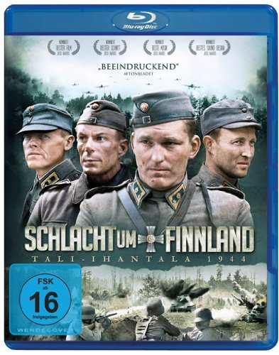 Schlacht um Finnland, Blu-ray Disc
