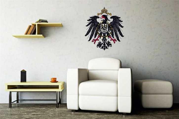 Wandtattoo Kaiserreich Adler