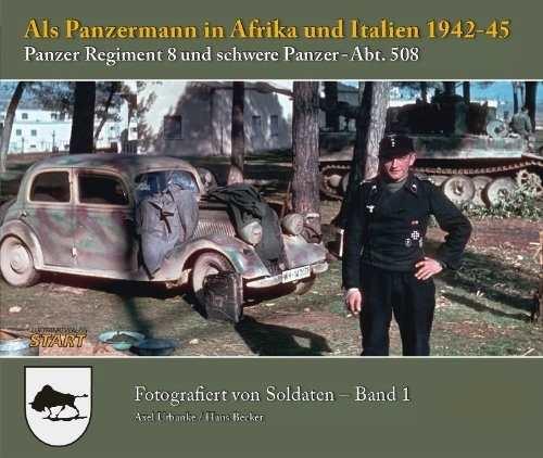 Urbanke /  Becker: Als Panzermann in Afrika...