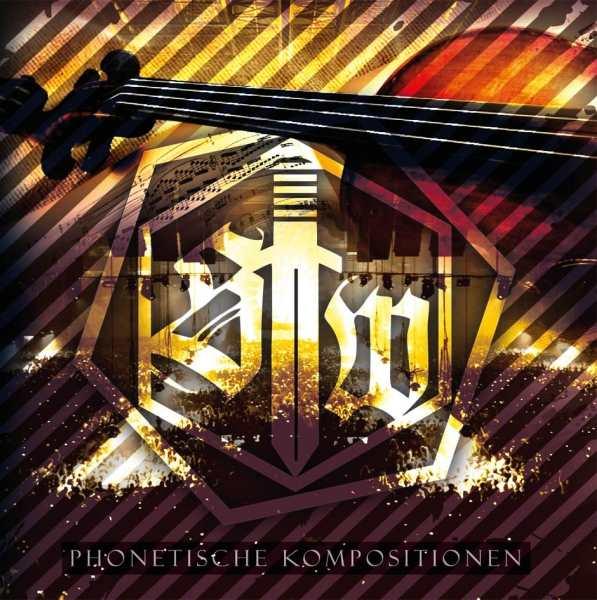 Sturmwehr - Phonetische Kompositionen, CD