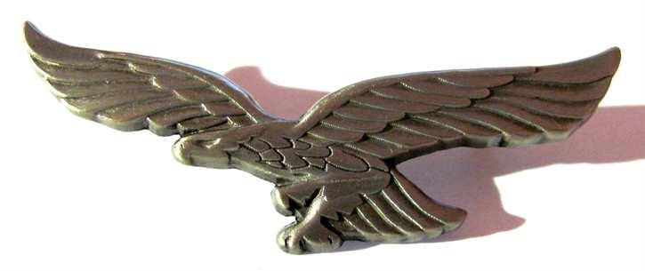 Anstecker Luftwaffen Adler WK II