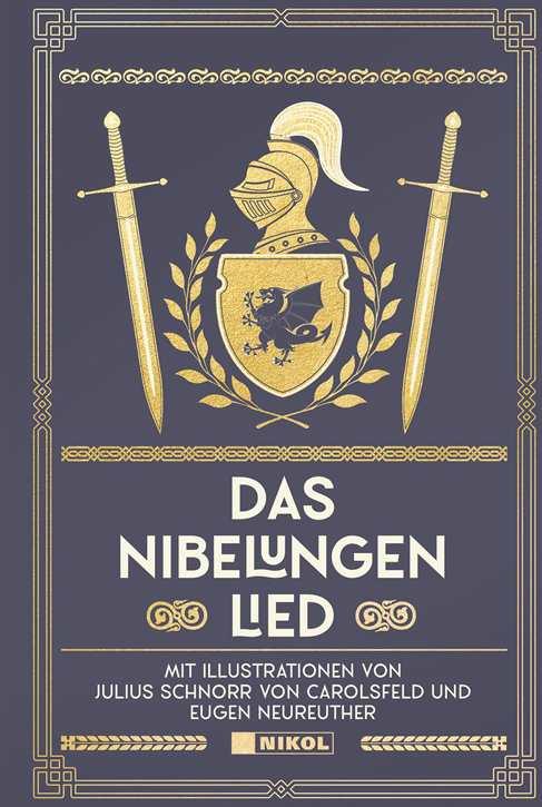 Simrock, Karl: Das Nibelungenlied
