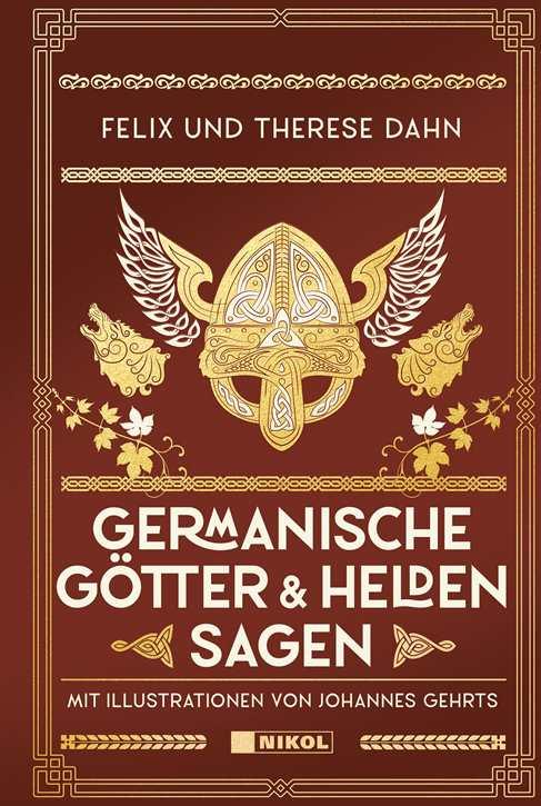 Dahn: Germanische Götter- und Heldensagen