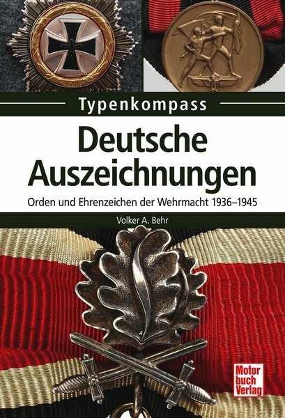 Behr, Volker A.: Deutsche Auszeichnungen