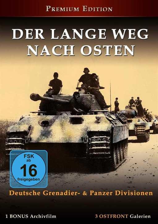 Der lange Weg nach Osten, DVD