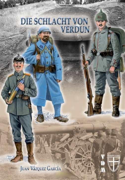 García, J.V.: Die Schlacht von Verdun