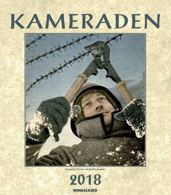 Kalender Kameraden 2018