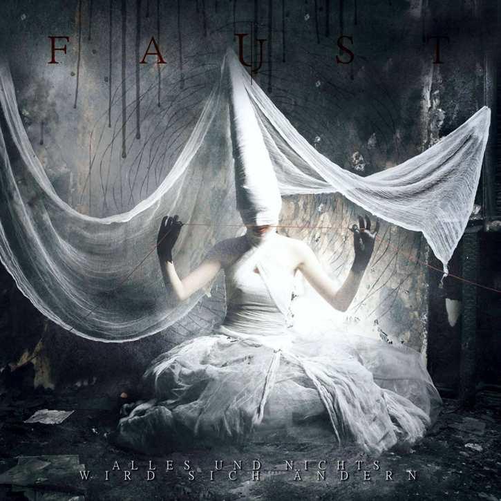 Faust - Alles und nichts wird sich ändern, CD
