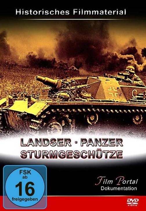 Landser - Panzer - Sturmgeschütze, DVD