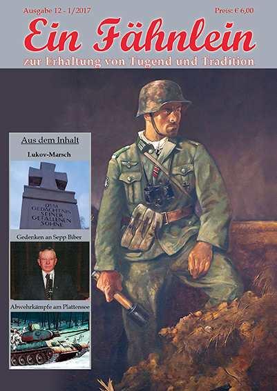"""Das Magazin """"Ein Fähnlein"""" Nr. 12"""