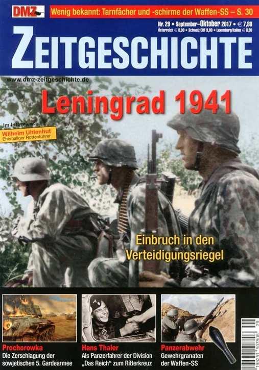 DMZ Zeitgeschichte Nr. 29