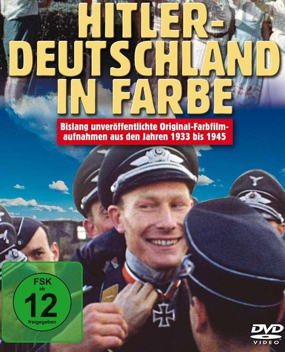 Hitler-Deutschland in Farbe, DVD