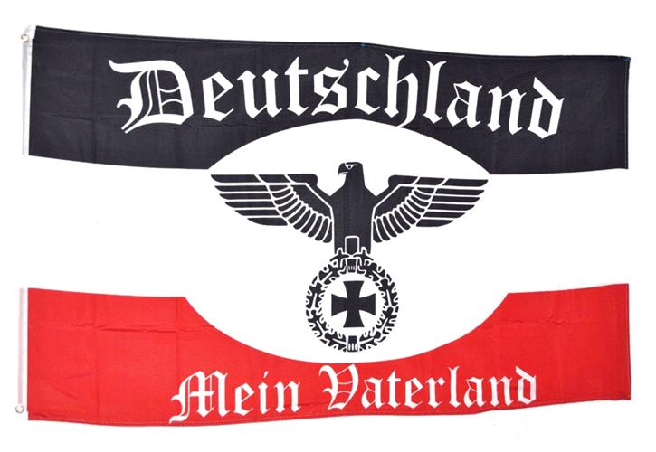 Fahne Deutschland mein Vaterland