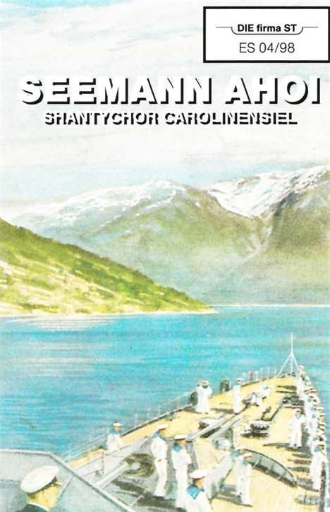 Seemann Ahoi - Shantychor Carolineninsel, MC