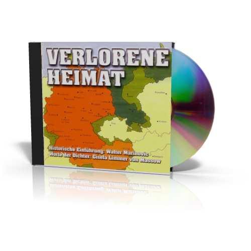Massow - Verlorene Heimat, Hörbuch CD