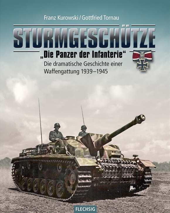 Kurowski / Tornau: Sturmgeschütze