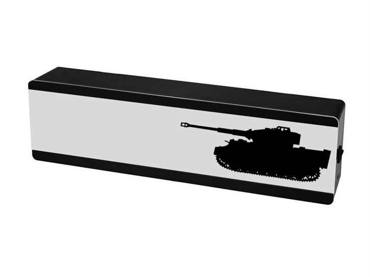 LED-Leuchtkasten Tiger-Panzer