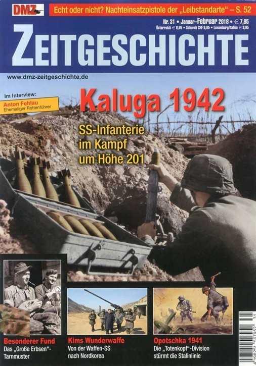 DMZ Zeitgeschichte Nr. 31