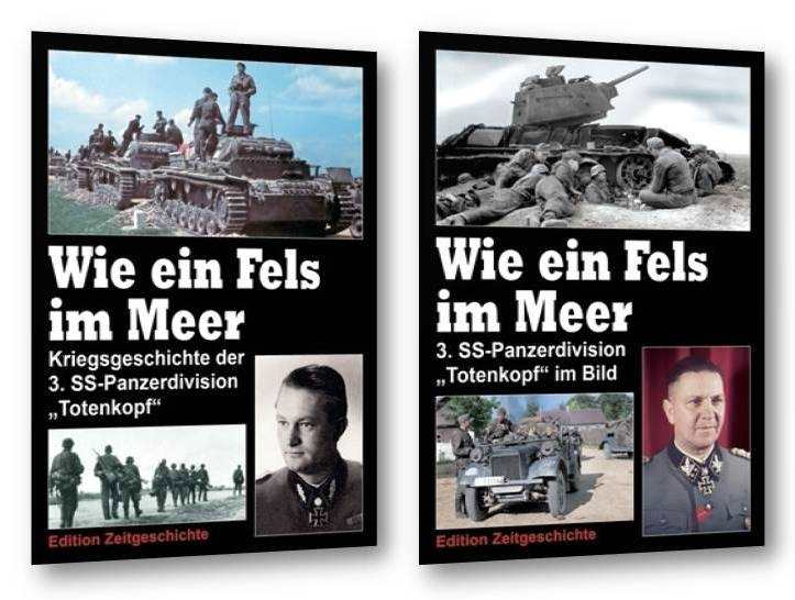 Ullrich, Karl: Wie ein Fels im Meer - 2 Bände