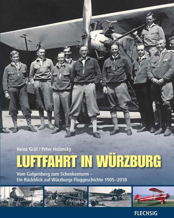Gräf / Hulansky: Luftfahrt in Würzburg