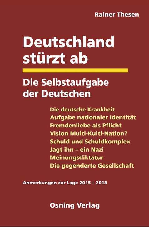 Thesen, Rainer: Deutschland stürzt ab