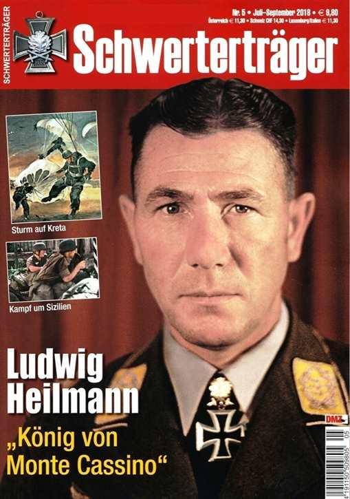 Schwerterträger Nr. 5/2018 - Ludwig Heilmann