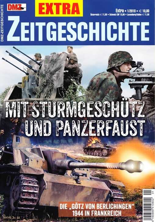 DMZ Zeitgeschichte EXTRA Nr. 1/2018