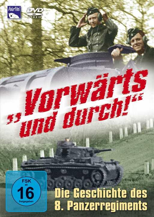 Vorwärts und durch!, DVD