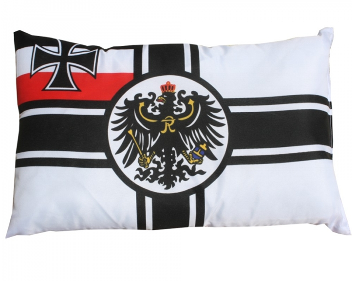 Kissen Kaiserliche Marine - Reichskriegsflagge