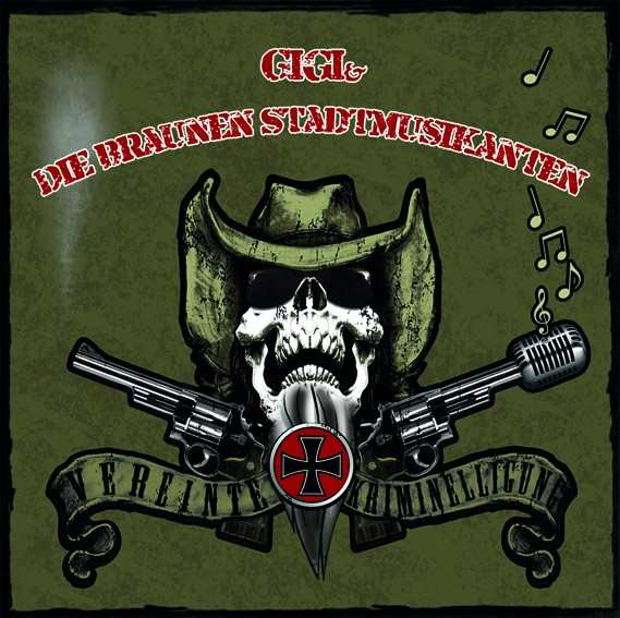 Gigi & die Stadtmusikanten - Vereinte Krimi...CD