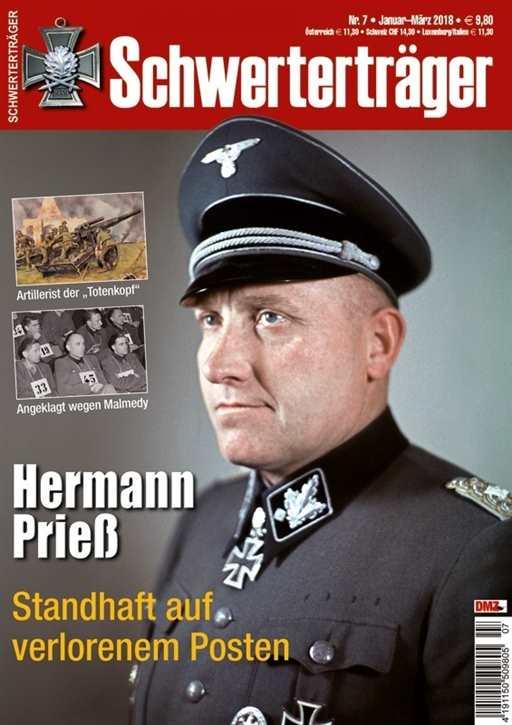Schwerterträger Nr. 7/2019 - Hermann Prieß