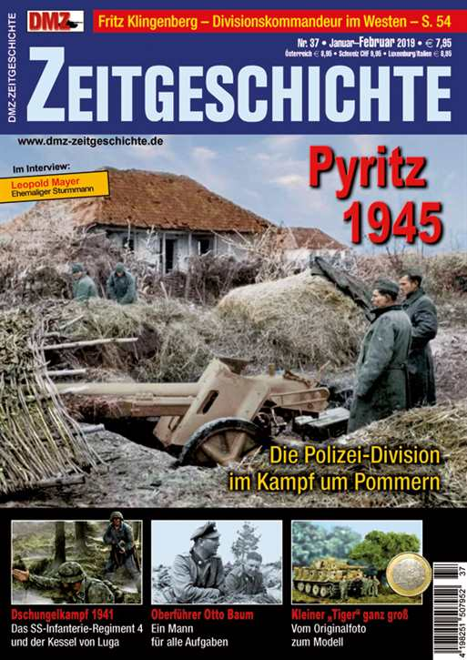 DMZ Zeitgeschichte Nr. 37