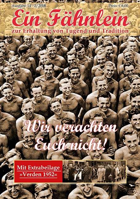 """Das Magazin """"Ein Fähnlein"""" Nr. 14"""
