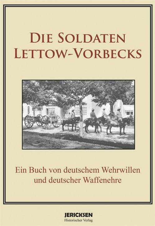Dobbertin, Walther: Die Soldaten Lettow-Vorbecks