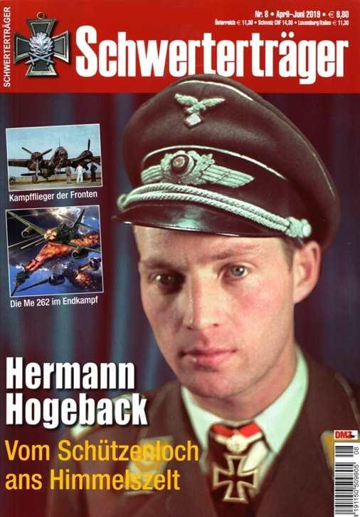 Schwerterträger Nr. 8/2019 - Hermann Hogeback